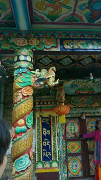 甲居藏寨旅游景点攻略图