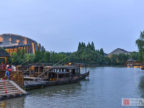 元宝湖旅游景点图片