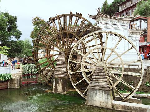 茶马古道旅游景点攻略图