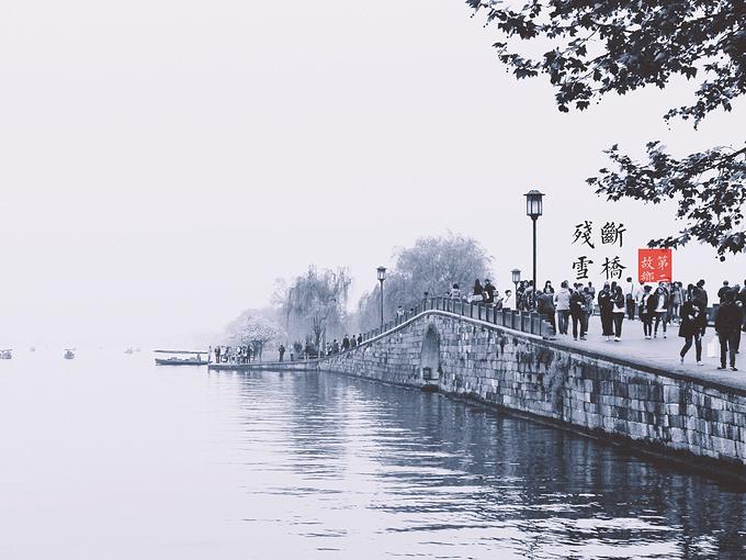 断桥残雪图片
