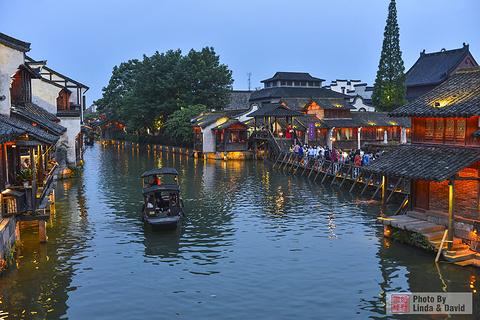 水上集市旅游景点攻略图