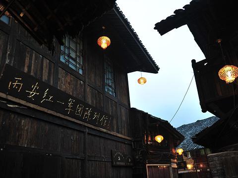 丙安古镇旅游景点图片
