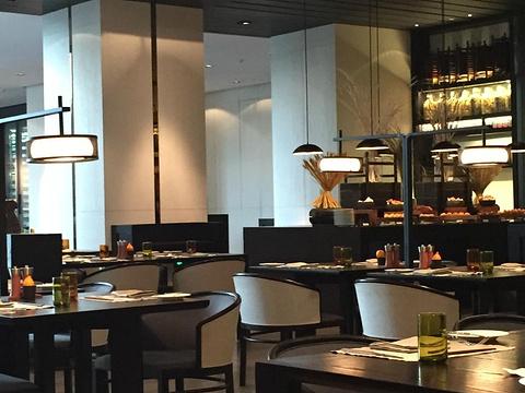 武汉光谷凯悦酒店咖啡厅旅游景点图片
