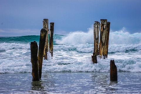 圣克莱尔海滩