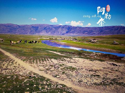 布尔津县旅游景点图片