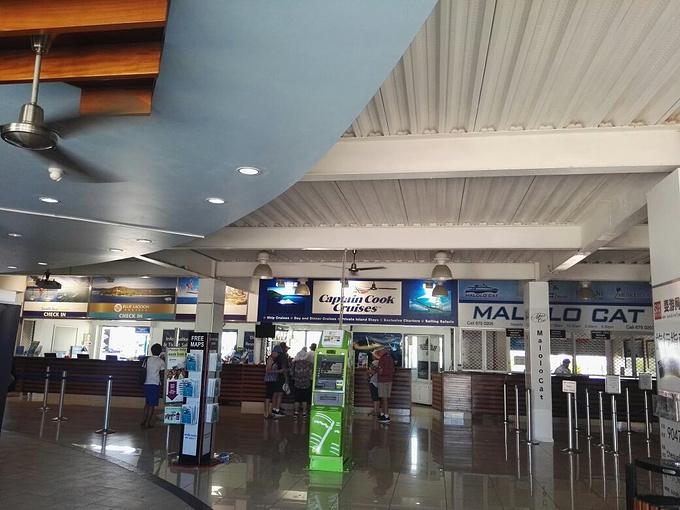丹娜努港口图片
