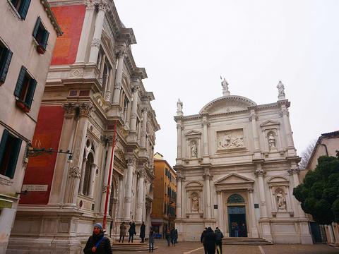 圣罗科教堂旅游景点图片