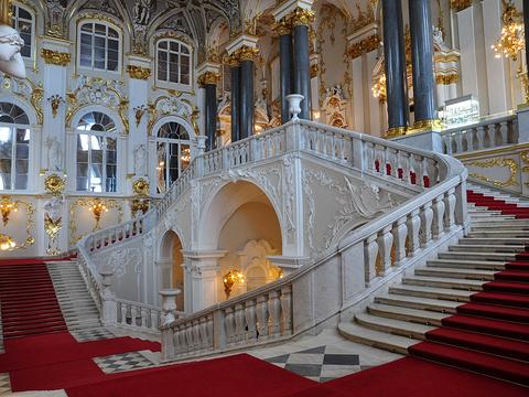 冬宫旅游景点图片
