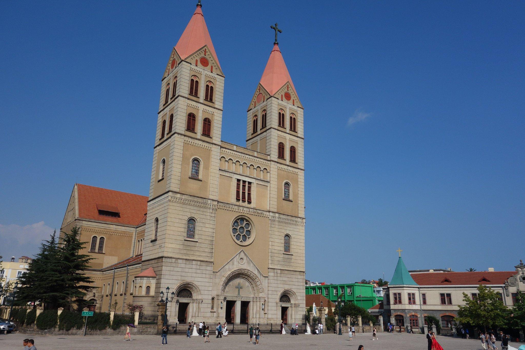 浙江路天主教堂