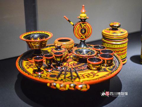 四川博物院旅游景点图片