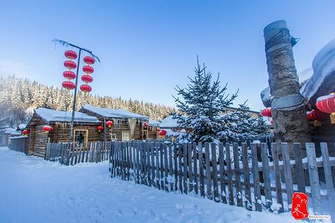 雪乡旅游景点攻略图