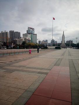 八一广场旅游景点攻略图