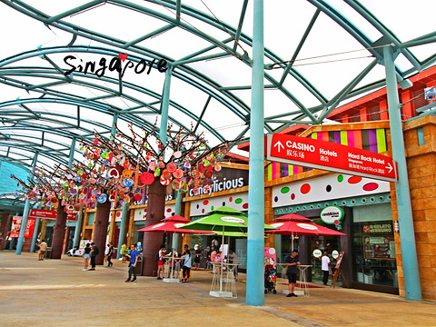 亚洲最大糖果店旅游景点图片