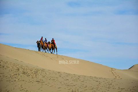 阿拉善沙漠世界地质公园旅游景点攻略图