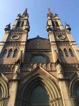 天主教堂旅游景点攻略图