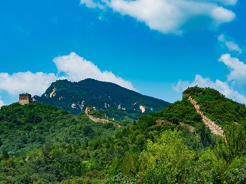 云蒙山森林公园旅游景点图片