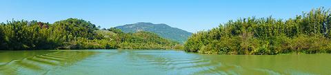 从化流溪河水上绿道旅游景点攻略图