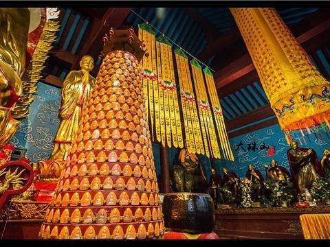 石门寺旅游景点图片
