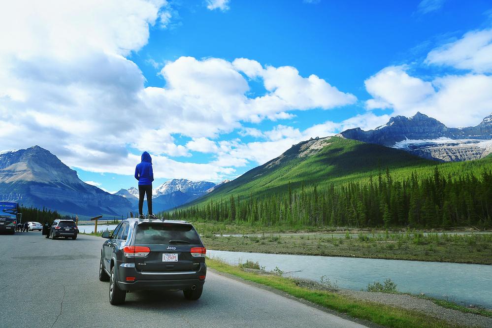 加拿大艾伯塔省国家森林公园自驾游
