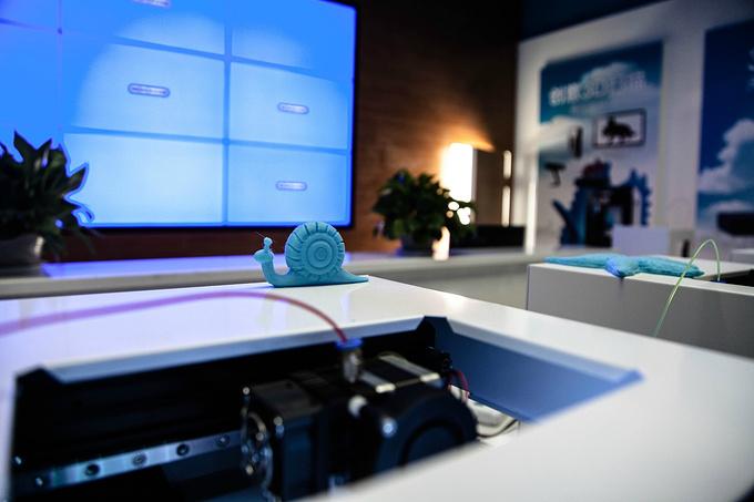 威海3D打印应用服务中心图片
