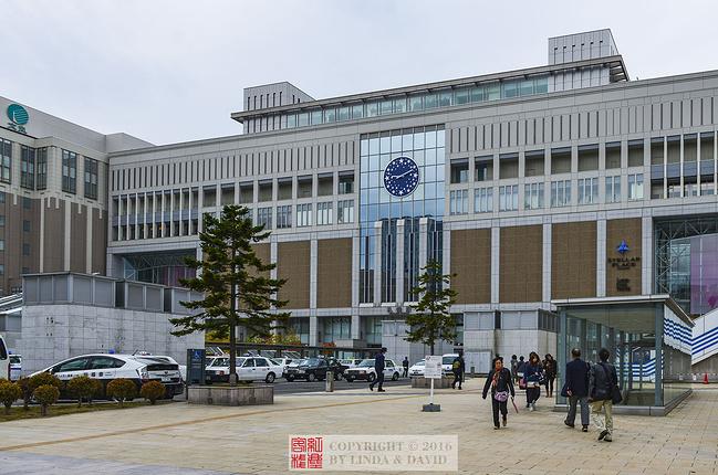 JR札幌站图片