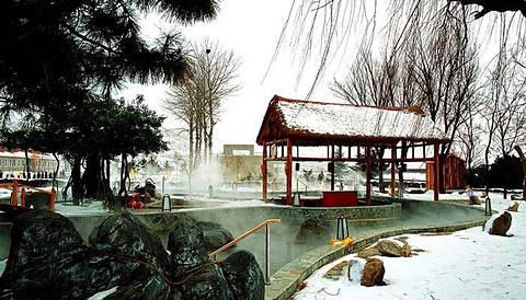 艾山温泉旅游景点攻略图