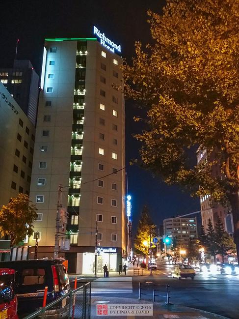 札幌站前里士满酒店(Richmond Hotel Sapporo Ekimae)图片