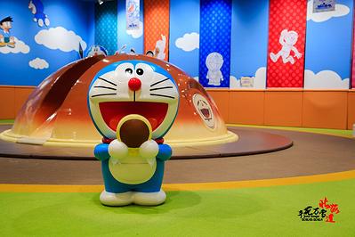哆啦A梦惊喜空中乐园