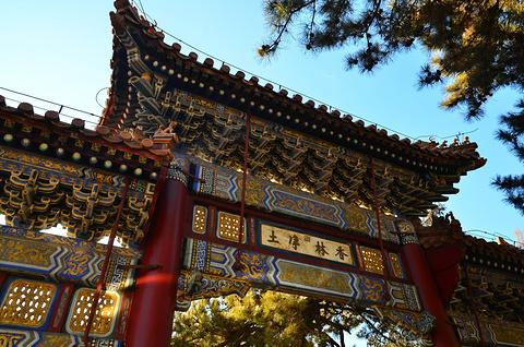 潭柘寺旅游景点攻略图