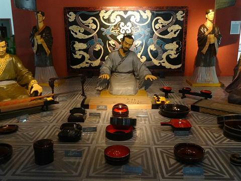 长沙简牍博物馆旅游景点图片