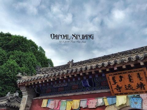 察布查尔靖远寺旅游景点图片