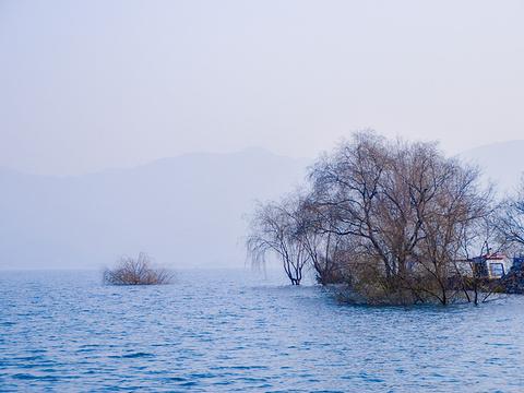 岗南水库旅游景点图片