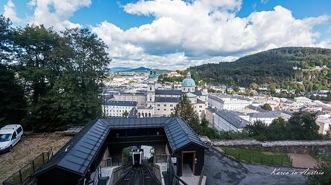 霍恩萨尔茨堡要塞旅游景点攻略图