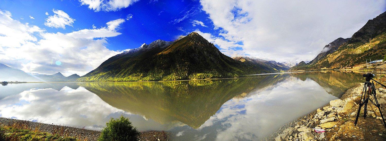 开车去西藏 从川藏线到青藏线