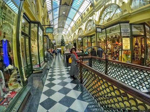 皇家拱廊旅游景点图片
