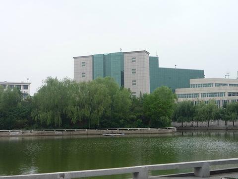 内蒙古大学旅游景点图片