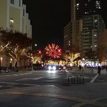 神户临海乐园umie旅游景点攻略图