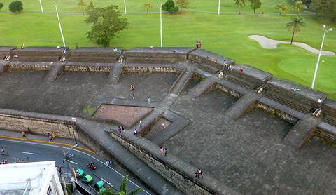 马尼拉老城区旅游景点攻略图