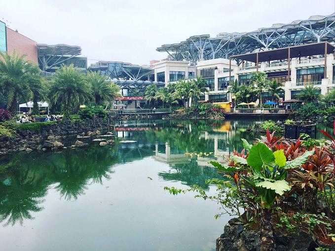 观澜湖新城图片