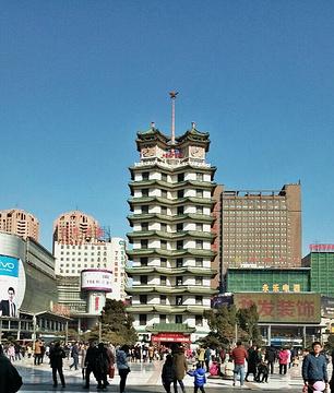 二七纪念塔旅游景点攻略图