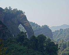 中国道教名山龙虎山
