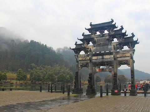 胡文光刺史牌楼旅游景点图片