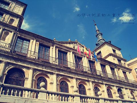 托莱多市政厅旅游景点图片