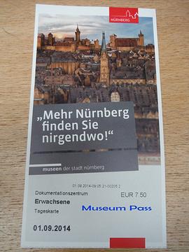 纳粹集结地档案中心旅游景点攻略图