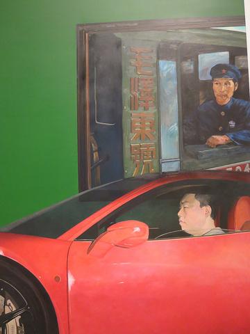"""""""看看时间还不到10:30。已经三月底了但..._昆士兰现代艺术画廊""""的评论图片"""
