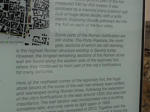 罗马城墙旅游景点图片