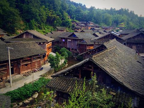 大利侗寨旅游景点攻略图