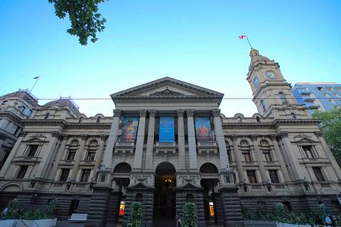 墨尔本市政厅