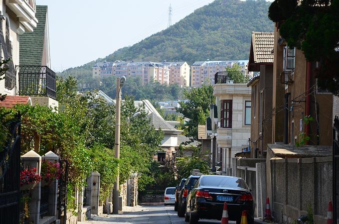 南山旅游风情街图片