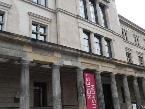 柏林新博物馆旅游景点图片